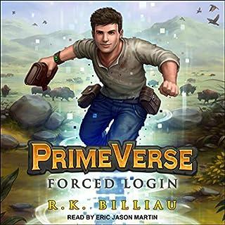 PrimeVerse: Forced Login cover art