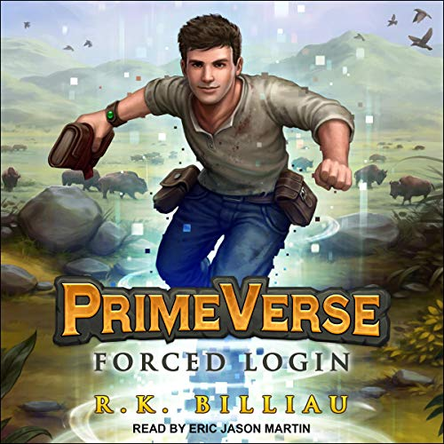 PrimeVerse: Forced Login cover art