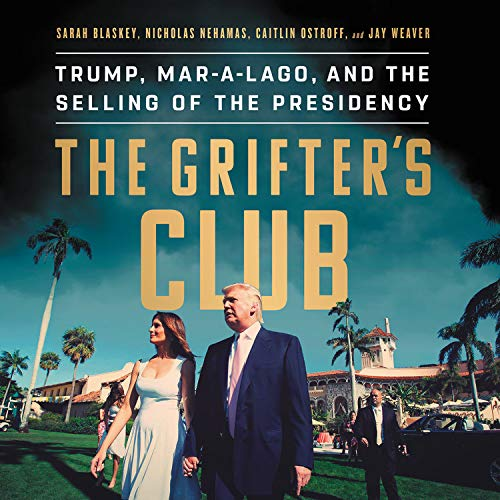 『The Grifter's Club』のカバーアート