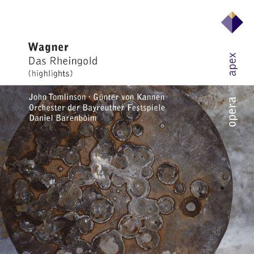 Wagner : Das Rheingold [Highlights] - Apex