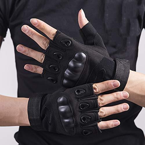guanti parkour QYLOZ Guanti da Allenamento  Supporto per Il Polso