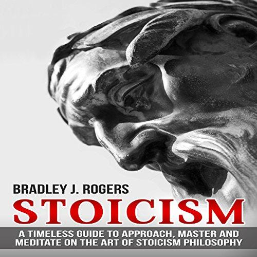 Stoicism audiobook cover art