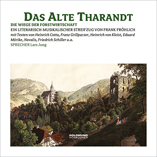 Das alte Tharandt audiobook cover art