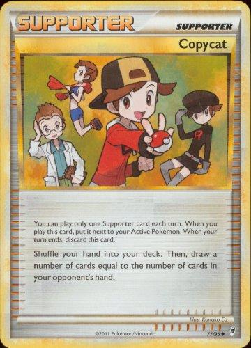 Pokemon - Copycat (77/95) - Call Of Legends - Reverse Holo by Pokè~on