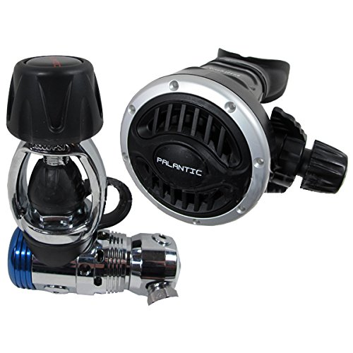 Scuba Choice Scuba Diving Palantic AS103 Yoke Regulator Adjustable Second Stage with 27' Hose