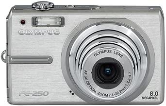 Olympus Stylus FE-250 8.0MP Digital Camera with 3x Optical Zoom