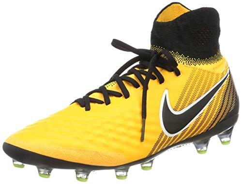 Nike Herren Magista Orden II AG-PRO Fußballschuhe, Orange (Laser Orange/Black-White-Volt-White), 43 EU