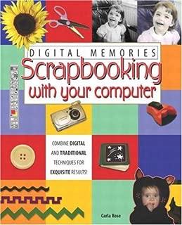 digital scrapbook memories