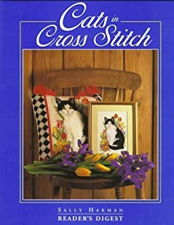 Cats in Cross Stitch by Sally Harman (1997-05-05)