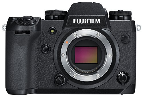 Fujifilm X-H1 Mirrorless Digital Camera (Body...