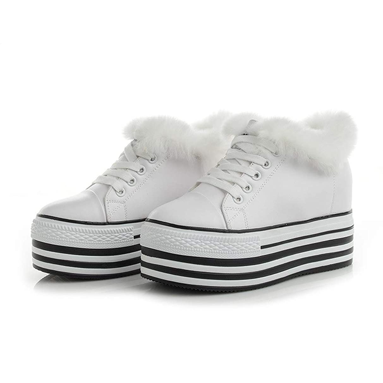ほのか一方、アルファベット順[モリケイ] ブーツ レースアップ レディース 厚底 インヒール レザー ホワイト ブラック ボア付き 防寒 ふわふわファー 暖かい カジュアル デイリー 冬 ショートブーツ レディース ブーツ