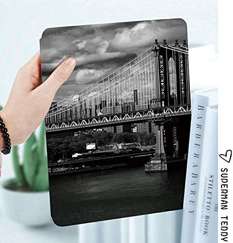 Customized iPad Mini 4 Case Leather Folio Stand Protective Case Smart Cover with Multi Angle product image