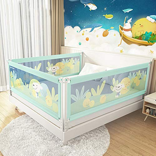 Learn More About Ybriefbag Child Bed Fence Bed Railing Fence Crib Fence Anti-Fall Bed Railing Safety...