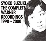 SYOKO SUZUKI THE COMPLETE WARNER RECORDINGS 1998→2000
