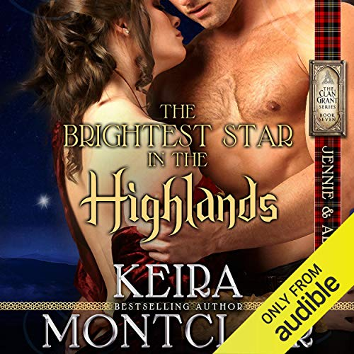 The Brightest Star in the Highlands: Jennie and Aedan cover art