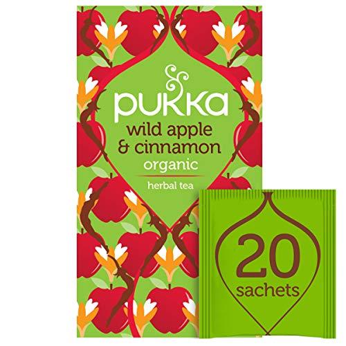 Pukka Wild Apple Cinnamon - Tisana 20 filtri