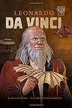 Graphic Lives: Leonardo da Vinci