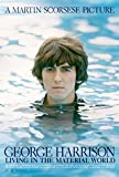 George Harrison Living In The Material World Movie Poster 70 X 45 cm