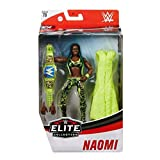 Ringside Naomi (Black & Green) - WWE Elite 78 Mattel Toy Wrestling Action Figure