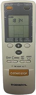 O General REMOTE CONTROL WINDOW AC AIR CONDITIONER AR-JW2