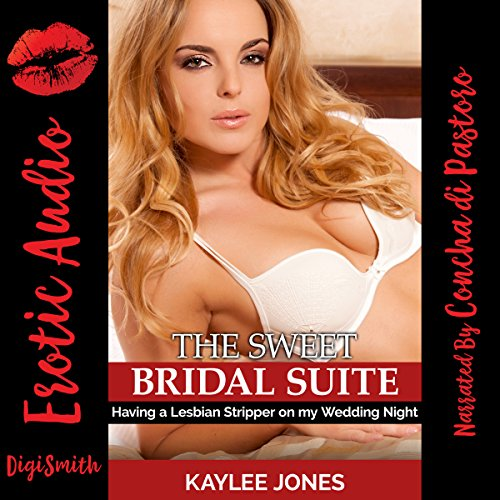The Sweet Bridal Suite audiobook cover art