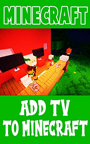 Minecraft Comic: Add TV to Minecraft (English Edition)