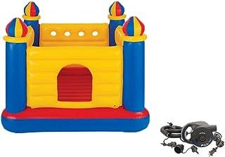 انتيكس 48259, لعبة القفز للأطفال مع منفاخ هواء كهربائي