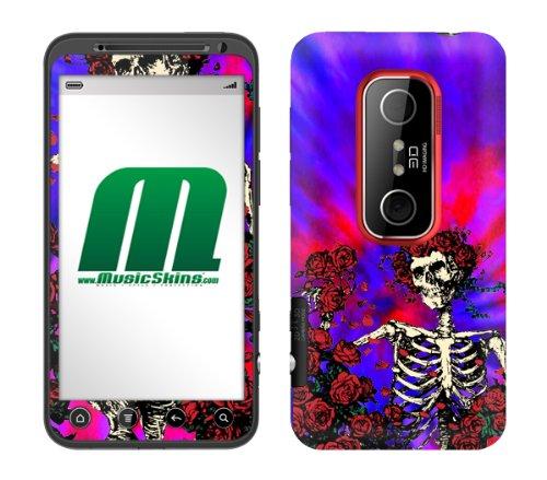 MusicSkins - Skin Protettiva per Samsung Galaxy Ace (GT-S5830), Motivo Jimi Hendrix Valleys of Neptune