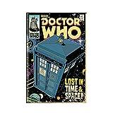 GB eye Maxi-Poster Doctor Who, Tardis, 61 x 91,5 cm