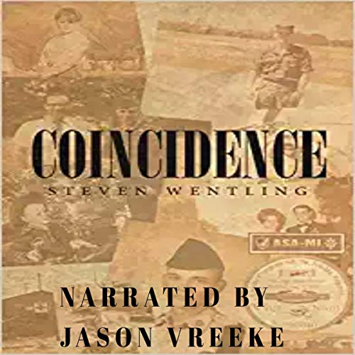 Coincidence audiobook cover art