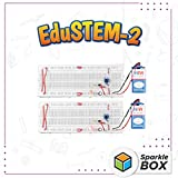 Easy-to-build robot cars with sensors to control actuators. Fun and engaging activity involving coding to build DIY robots. Hands-on experience in building the line following robot. No soldering required, appropriate for age 9 years and above. Engagi...