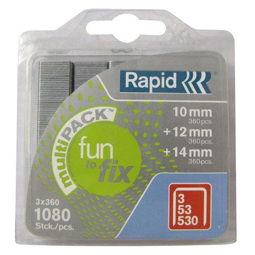 RAPID 40108719 - Grapa FunToFix Multi 53/10-12-14