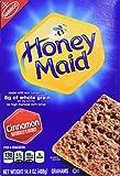 Nabisco, Honey Maid, Graham Crackers, Cinnamon, 14.4oz Box (Pack of 3)