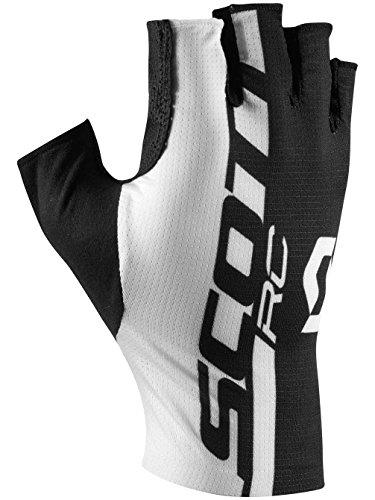 Scott Junior RC Kinder Fahrrad Handschuhe kurz schwarz/weiß 2018 Kinder schwarz
