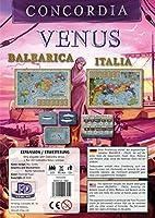 コンコルディア:バレアリカ / イタリア 拡張セット Concordia: Balearica / Italia [並行輸入品]