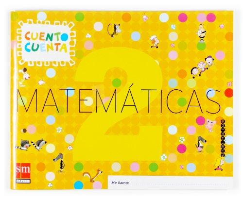 Matemáticas, Cuento cuenta 2. Educación Infantil - 9788467507935