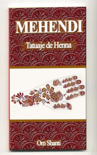 Mehendi Tatuaje de Henna