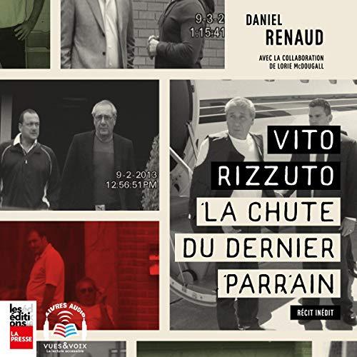 Page de couverture de Vito Rizzuto