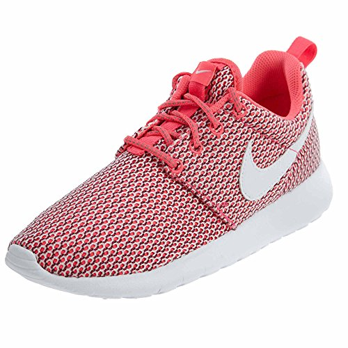 Nike Roshe One, Sneakers Basses Mixte Enfant, Rose Pink/Weiß, 36.5 EU