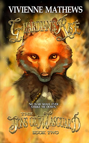 Guardian's Rise (The Sons of Masguard Book 2)