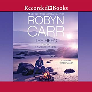 The Hero audiobook cover art