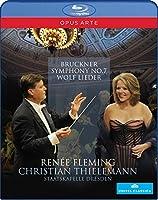 ブルックナー:交響曲第7番 他(ドレスデン・シュターツカペレ2012)[Blu-ray]
