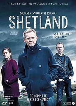 Shetland  Complete Series 1-3 + Pilot  - 6-DVD Set [ NON-USA FORMAT PAL Reg.0 Import - Netherlands ]