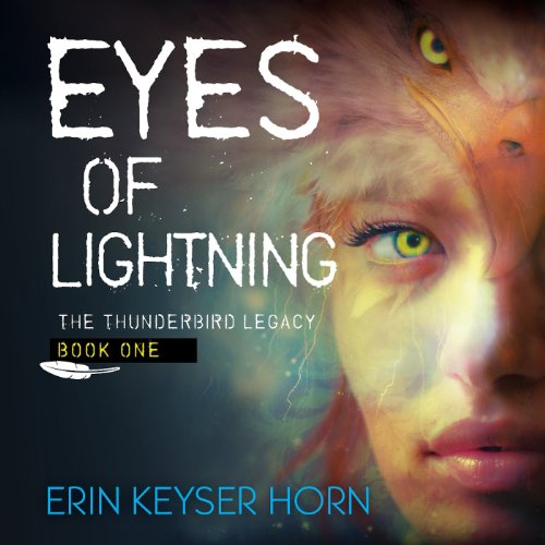 Eyes of Lightning audiobook cover art