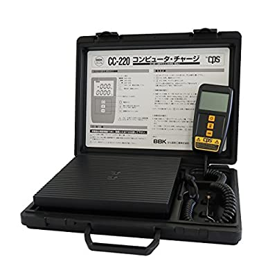 CPS Products CC220 Compact High Capacity Charging Scale