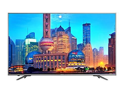 Hisense H65N6800 televisor 65' ULED 4K Ultra HD Modelo 2017, Marco Metal Gris Oscuro