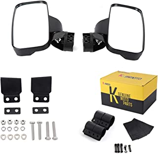 side mirrors for polaris ranger with doors