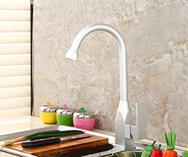 SHLONG Wasserhahn Küchenarmatur Raum Aluminium Küchenarmatur