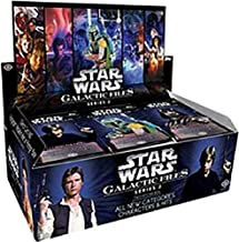 2013 Topps Star Wars GALACTIC FILES SERIES 2 Sealed Hobby Box