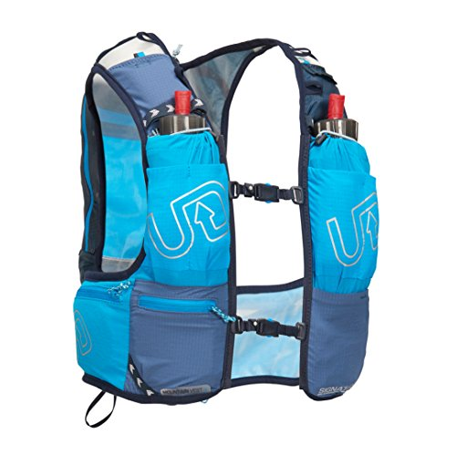 Ultimate Direction Mountain Vest 4.0, Signature Blue, Small